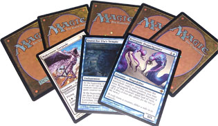 Magic the Gathering kaarten