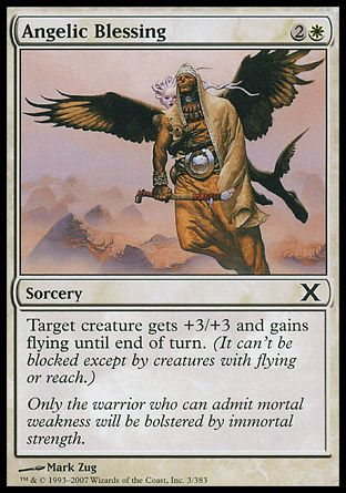 Angelic Blessing, 10th Edition