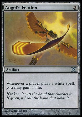 Angel's Feather, 10th Edition