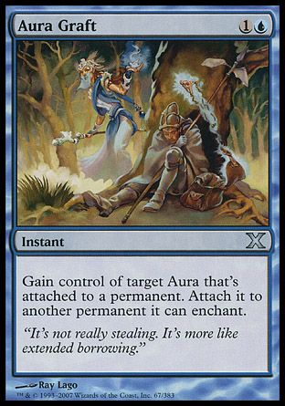Aura Graft, 10th Edition