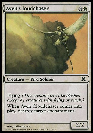 Aven Cloudchaser, 10th Edition