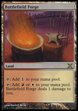 Battlefield Forge, 10th Edition