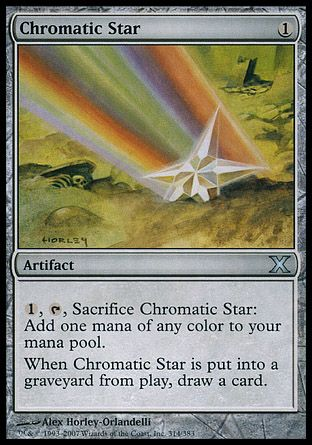Chromatic Star, 10th Edition