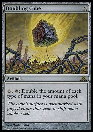 Doubling Cube, 10th Edition