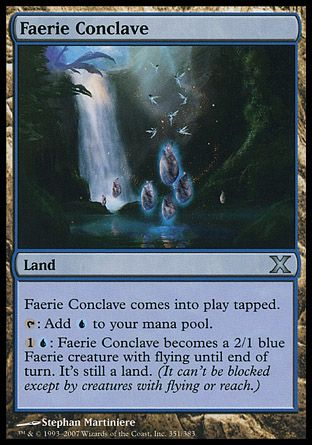 Faerie Conclave, 10th Edition