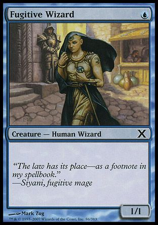 Fugitive Wizard, 10th Edition