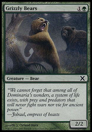 Grizzly Bears, 10th Edition