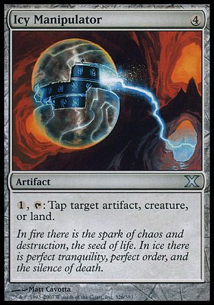 Icy Manipulator, 10th Edition