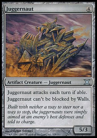 Juggernaut, 10th Edition