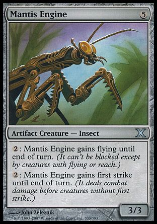 Mantis Engine, 10th Edition