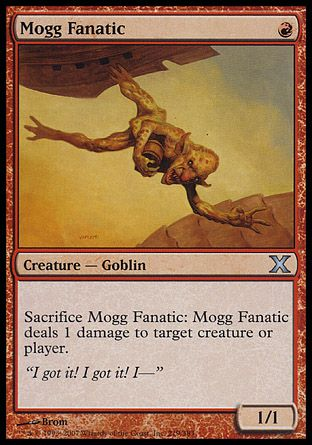 Mogg Fanatic, 10th Edition
