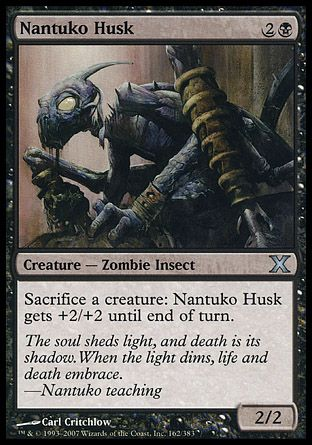Nantuko Husk, 10th Edition