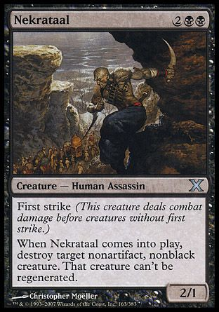 Nekrataal, 10th Edition