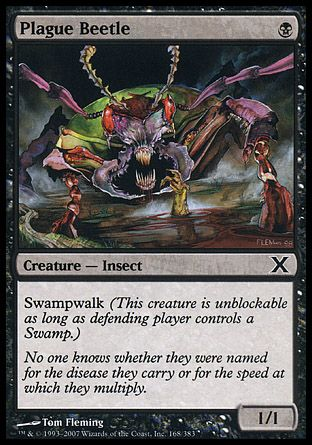 Plague Beetle, 10th Edition