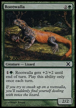 Rootwalla, 10th Edition