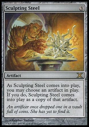 Sculpting Steel, 10th Edition