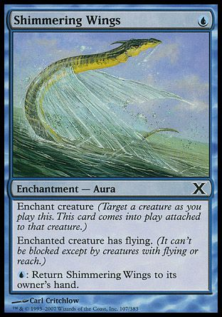 Shimmering Wings, 10th Edition