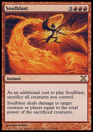 Soulblast, 10th Edition