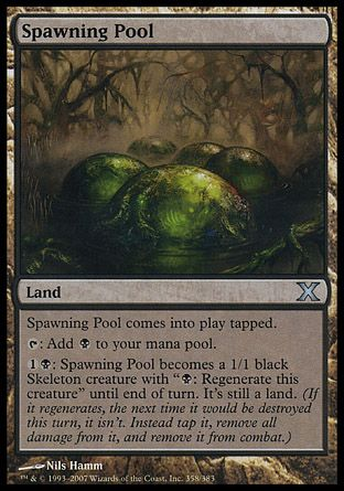 Spawning Pool, 10th Edition