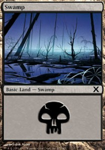 Swamp, 10th Edition