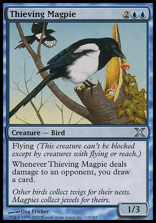 Thieving Magpie, 10th Edition