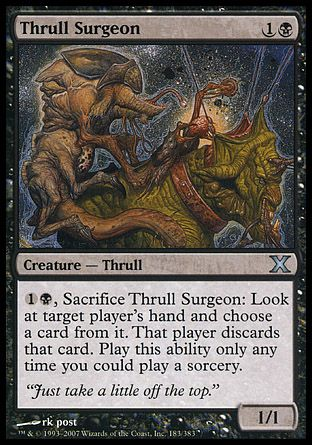 Thrull Surgeon, 10th Edition