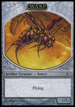 Wasp token, 10th Edition