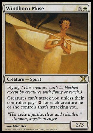 Windborn Muse, 10th Edition