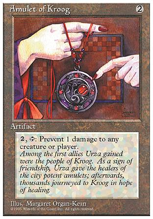 Amulet of Kroog, 4th Edition