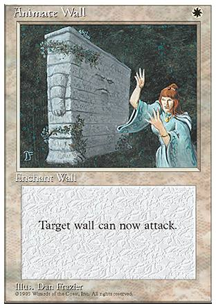 Animate Wall, 4th Edition