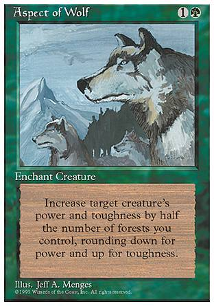 Aspect of Wolf, 4th Edition