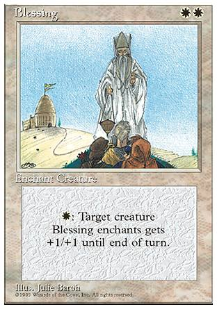 Blessing, 4th Edition