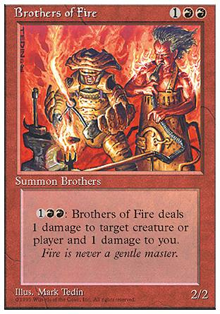 Brothers of Fire, 4th Edition