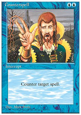 Counterspell, 4th Edition