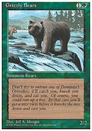 Grizzly Bears, 4th Edition