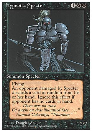 Hypnotic Specter, 4th Edition