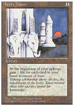 Ivory Tower, 4th Edition