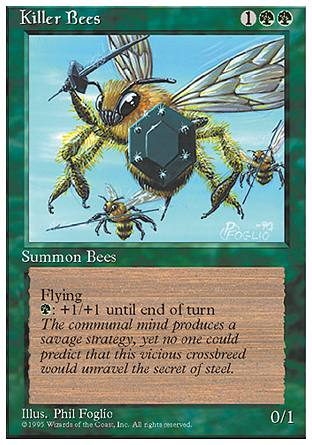 Killer Bees, 4th Edition