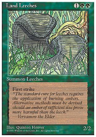 Land Leeches, 4th Edition