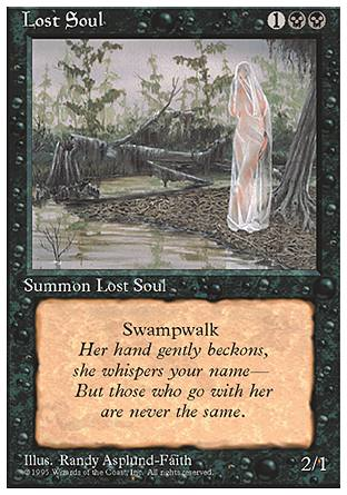 Lost Soul, 4th Edition