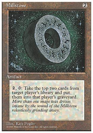 Millstone, 4th Edition