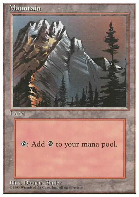 Mountain, 4th Edition