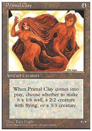 Primal Clay, 4th Edition