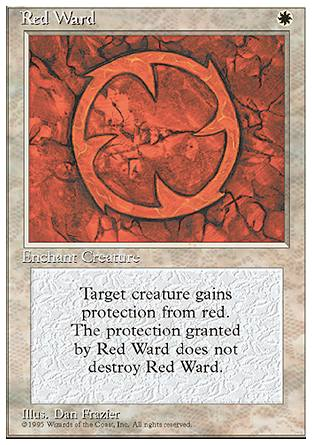 Red Ward, 4th Edition