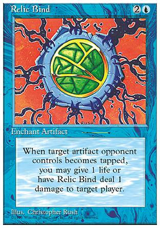 Relic Bind, 4th Edition