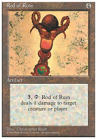 Rod of Ruin, 4th Edition