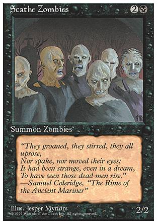 Scathe Zombies, 4th Edition
