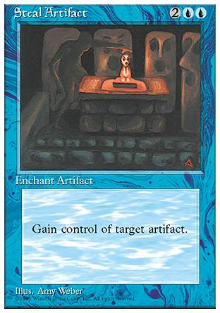 Steal Artifact, 4th Edition