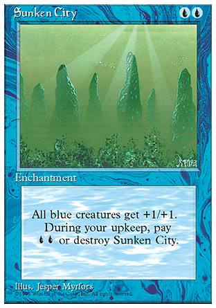 Sunken City, 4th Edition