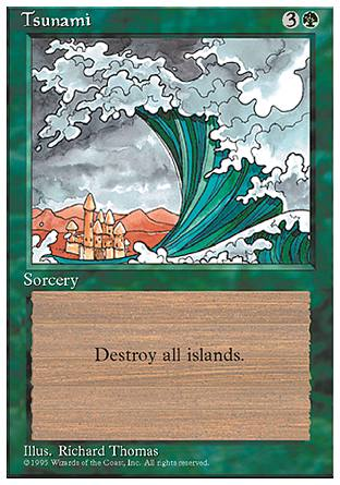 Tsunami, 4th Edition